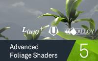 Advanced Foliage Shaders v.5