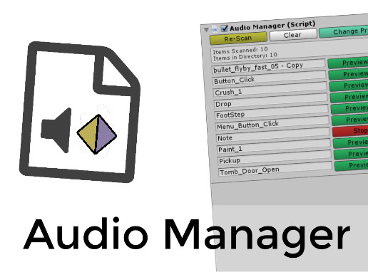 (CG) Audio Manager