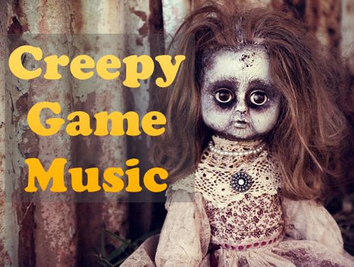 Creepy Game Theme Music - Asset Store