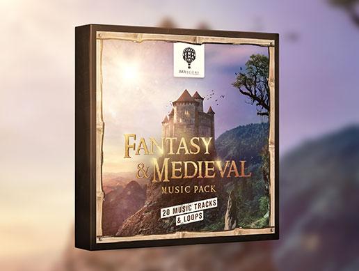 Fantasy & Medieval Music Pack