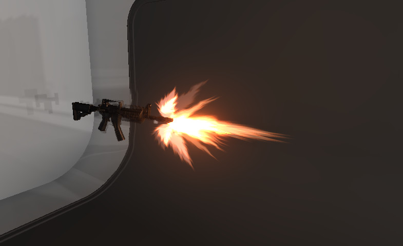 Impacts and Muzzle Flashes - Asset Store