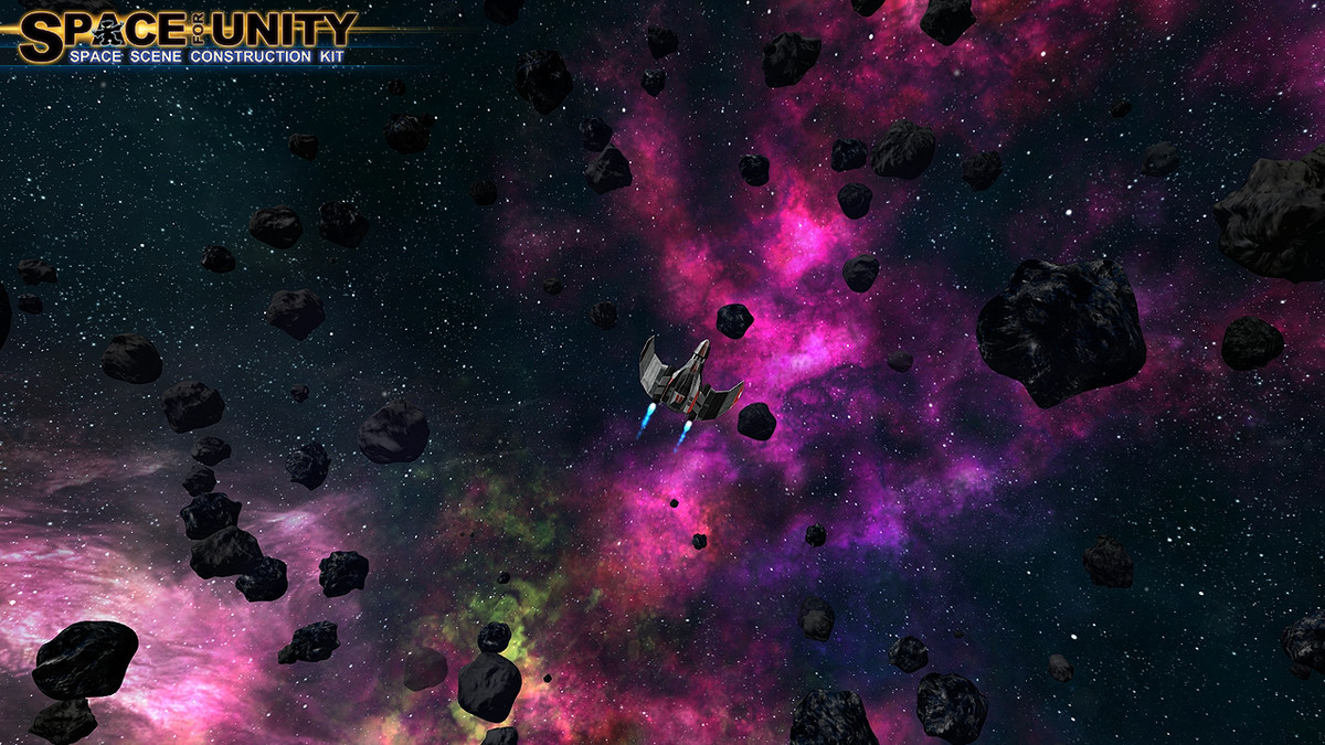 SPACE for Unity - Space Scene Construction Kit - Asset Store