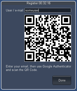 OTP Authenticator - Asset Store