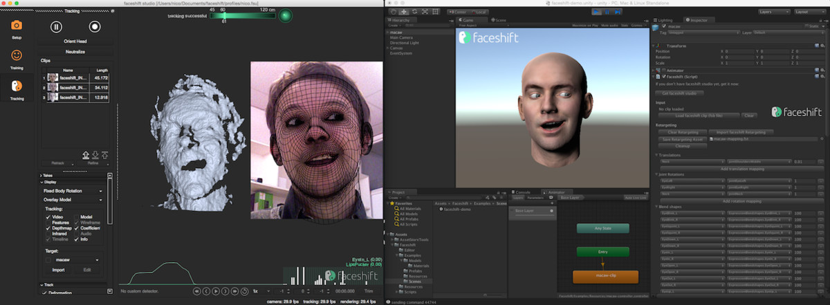 faceshift studio download mac