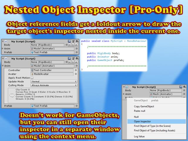 Inspector Gadgets Pro - Asset Store