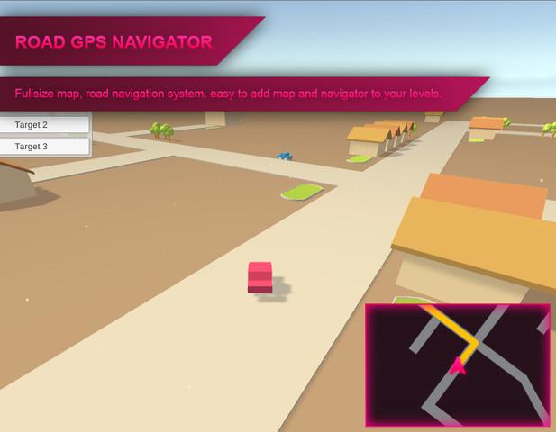 Road GPS Navigator - Asset Store