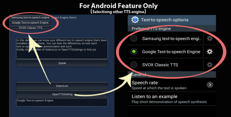 Easy TTS (Text-to-Speech) for iOS and Android - Asset Store