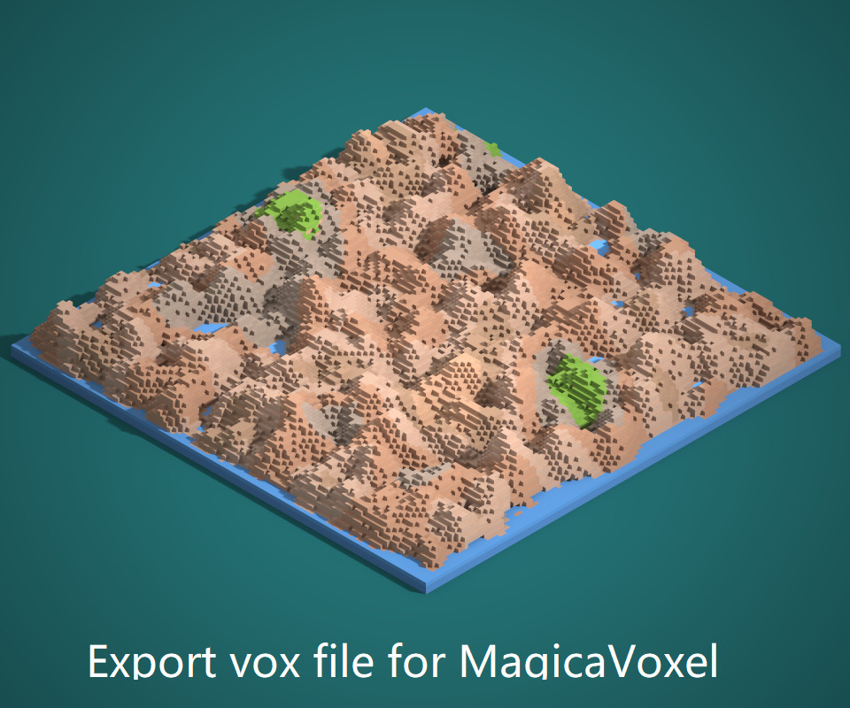 MagicaVoxel To Unity - Asset Store