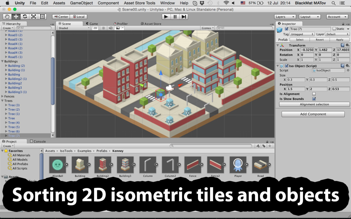 Isometric 2 5D Toolset - Asset Store