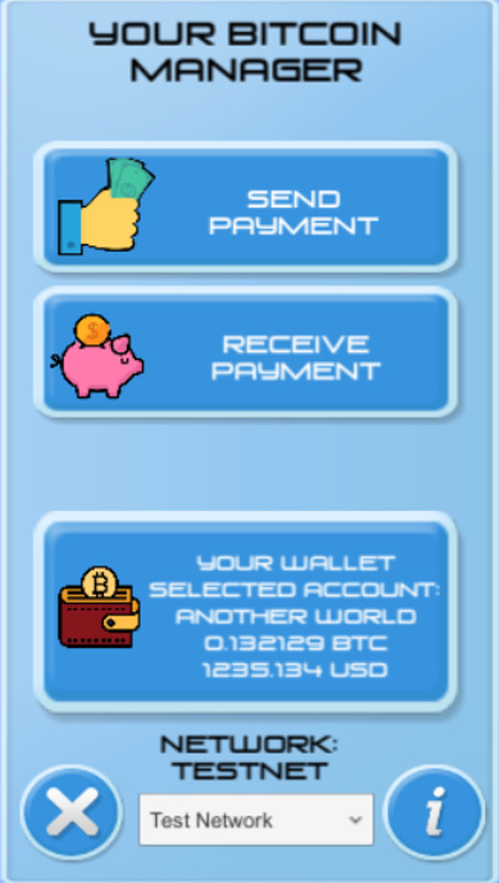 Your Bitcoin Manager - Asset Store