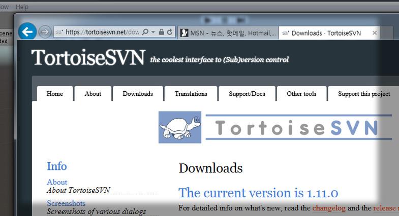 TortoiseSVN - Asset Store