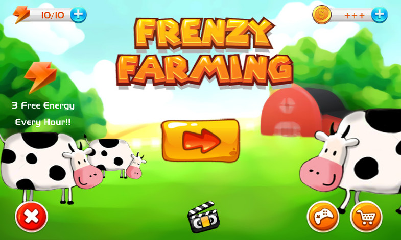 Frenzy Farming, time management game kit - Asset Store