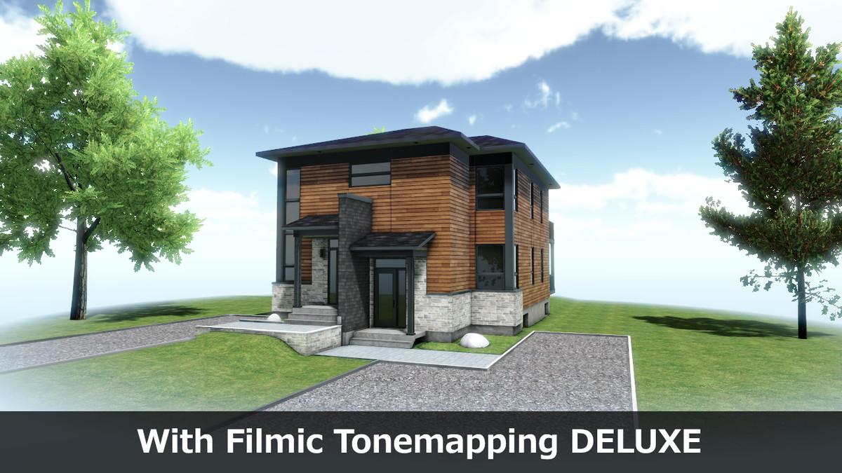 Filmic Tonemapping DELUXE 2.0.3
