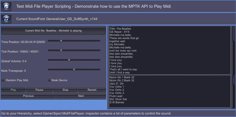 Midi Tool Kit Pro - Asset Store
