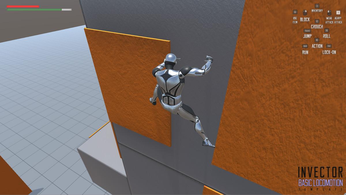 Third Person FreeClimb Add-on • Tools/Utilities • ModelAssets