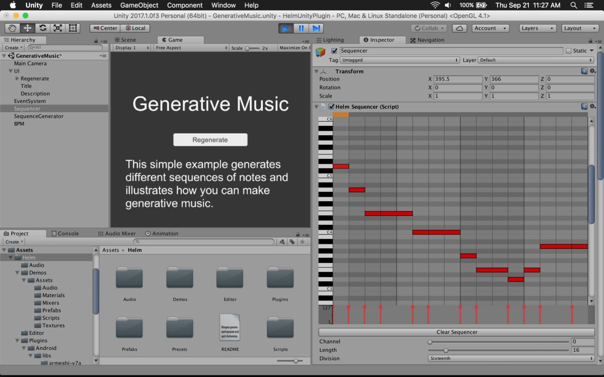 Audio Helm - Live Music Creator - Asset Store