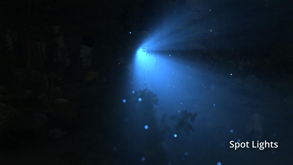 Aura 2 - Volumetric Lighting & Fog - Asset Store