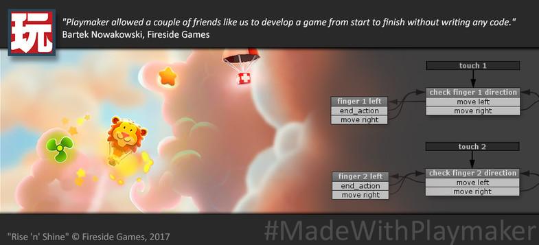 3a6e7392 b353 4fc7 8436 746634da0bd2 scaled - Unity游戏可视化编程插件:Playmaker v1.9.0.p10