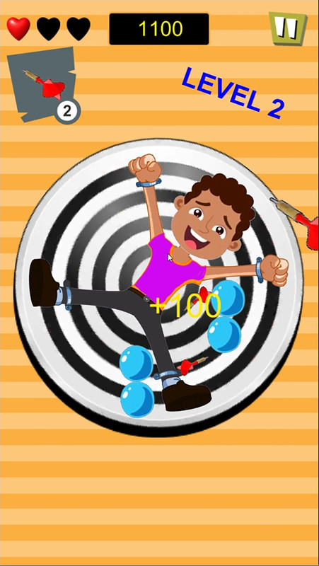 HUMAN WHEEL - COMPLETE GAME