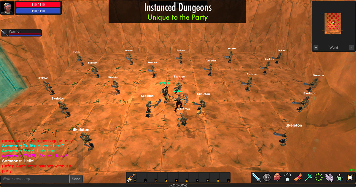 uMMORPG - Asset Store