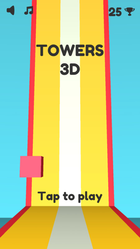Towers3D - Game Template