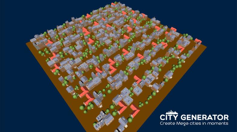 City Generator - Asset Store