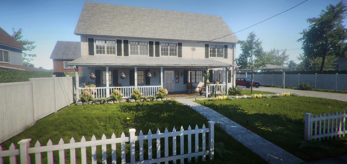 Suburb Neighborhood House Pack (Modular) - Asset Store