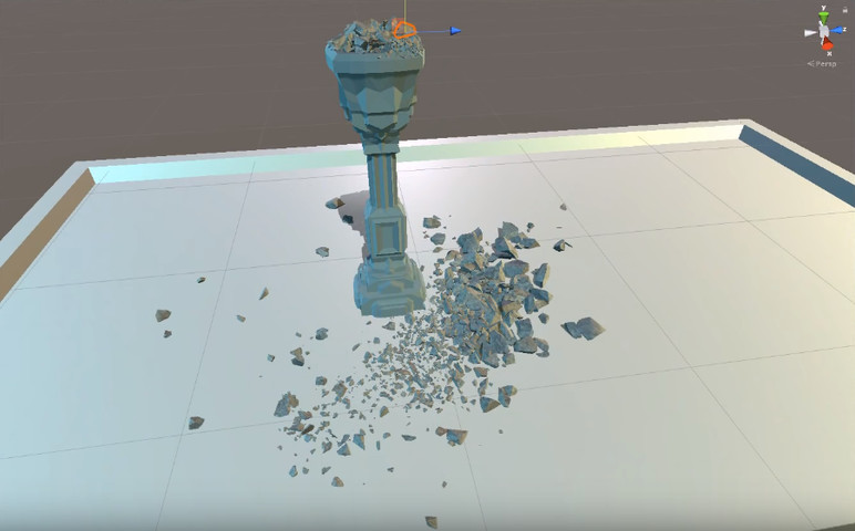 55e3fb09 093f 4a7c b861 d61975c94fa9 scaled - Unity破碎模拟插件:RayFire v1.03 For Unity released