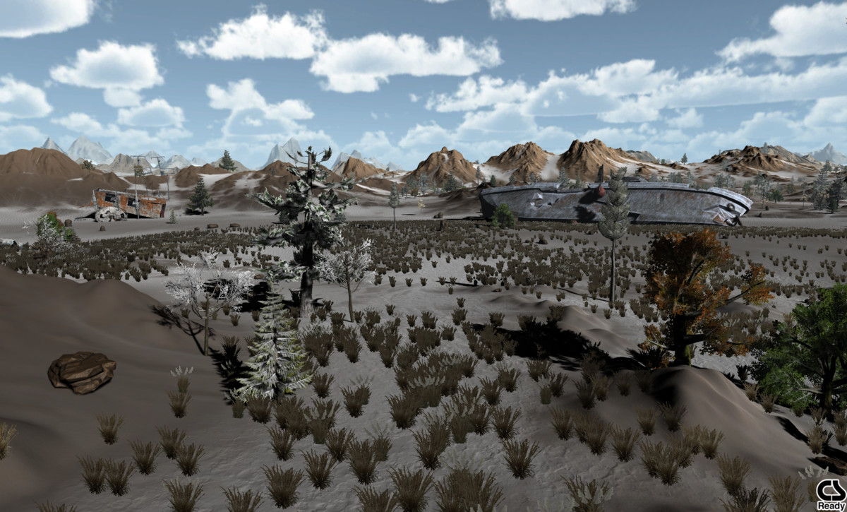 Glacier Terrain [Released] - Unity Forum