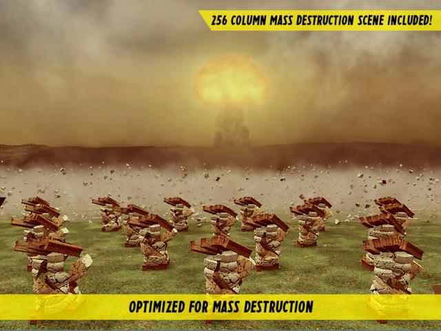DestroyIt - Destruction System - Asset Store