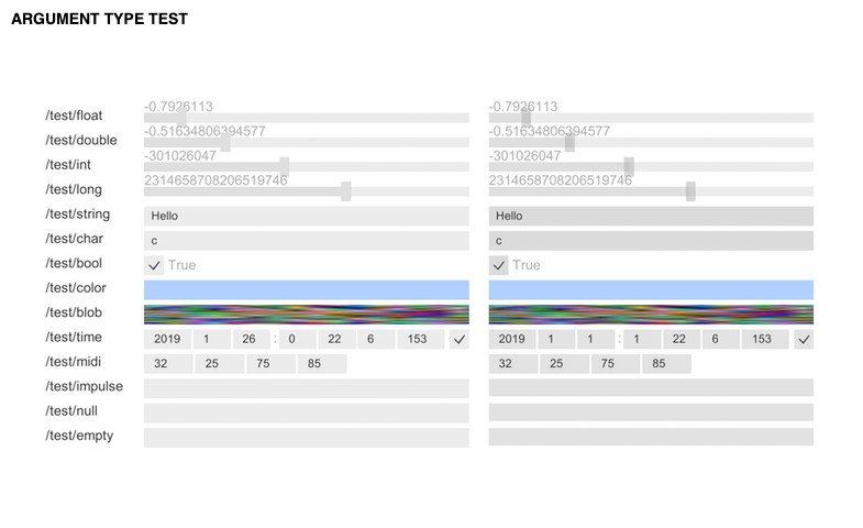 OSC simpl • Tools/Input Management • ModelAssets