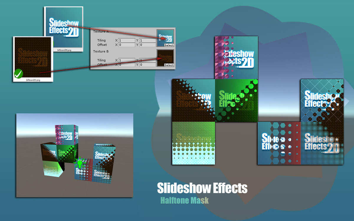 Slideshow Effects 2D - Asset Store
