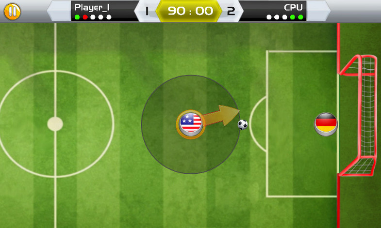 Finger Soccer Game Kit - Asset Store