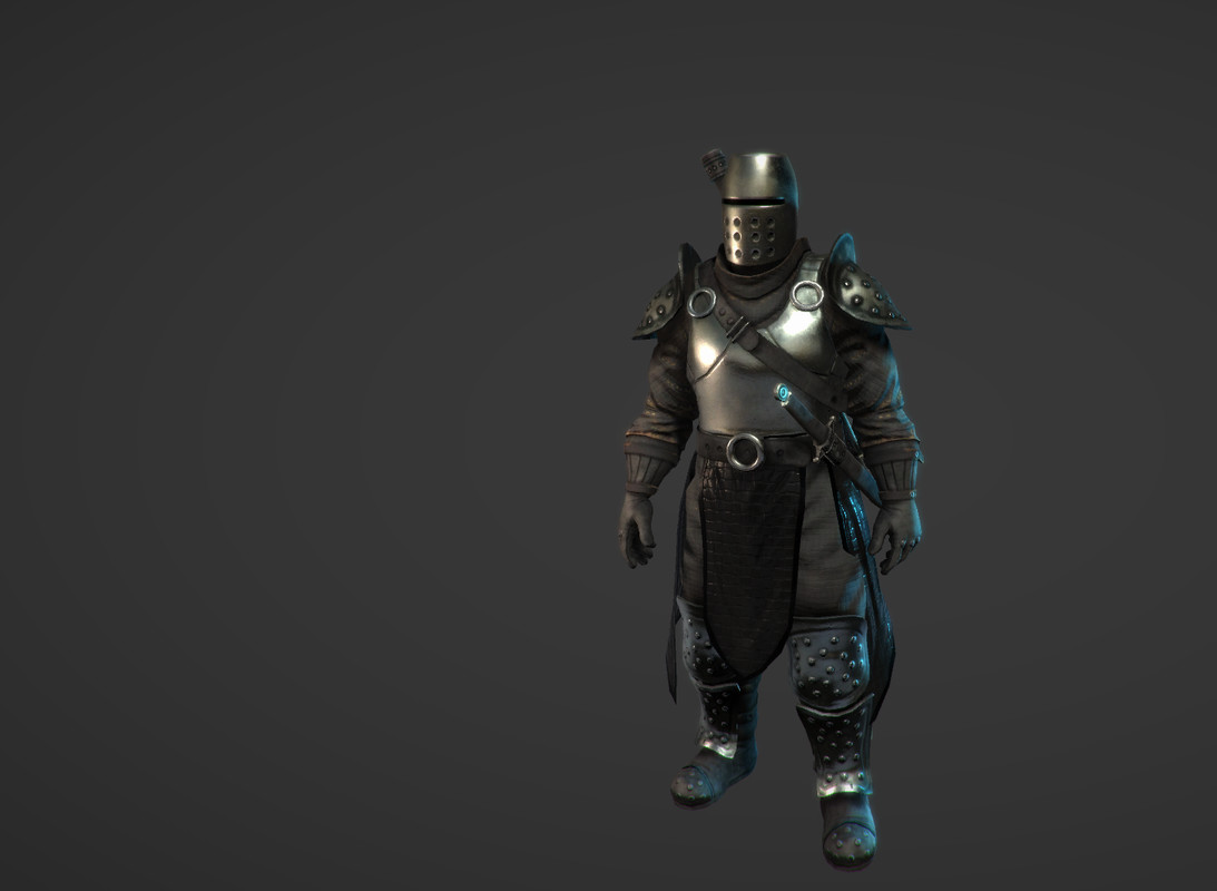 Strong Knight - Asset Store
