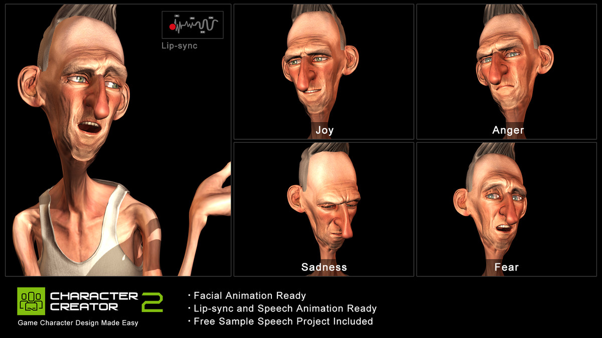 iclone character creator 3 free download