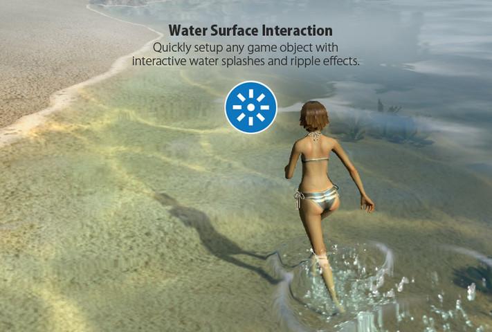 Ue4 Dynamic Water