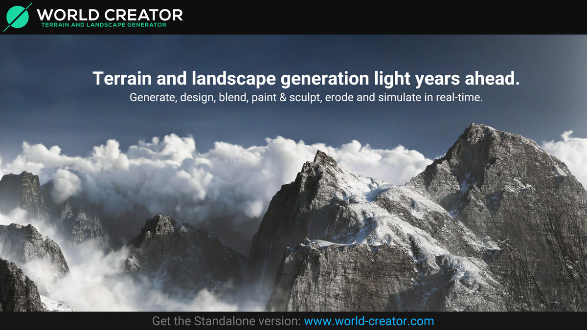 World Creator Professional - Asset Store