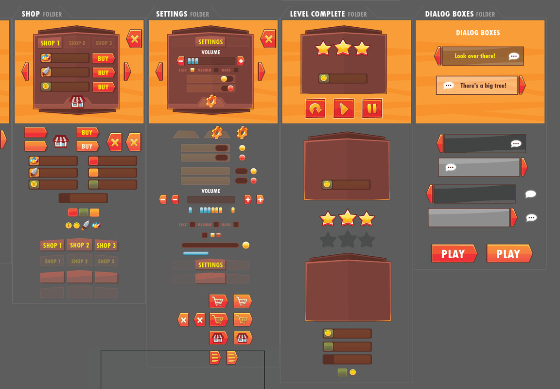 Ultimate Game UI - Asset Store