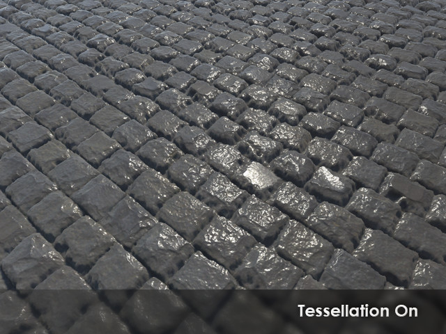 pack tessellation pour directx 11