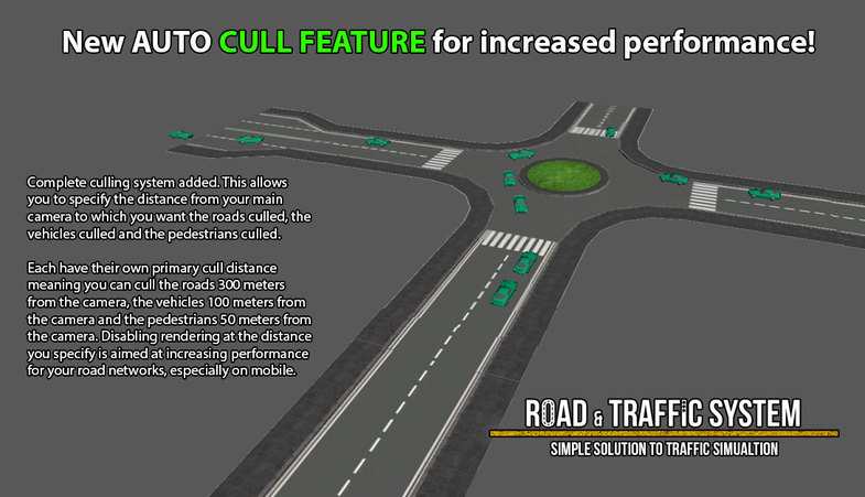 Road & Traffic System - Asset Store
