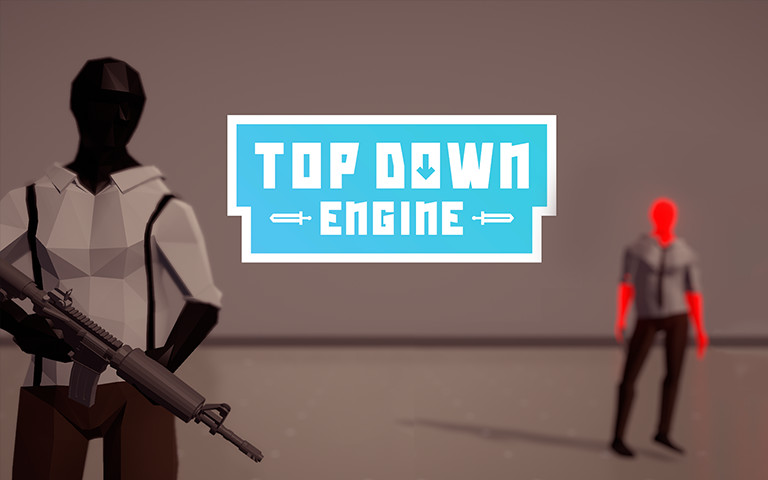 TopDown Engine - Asset Store