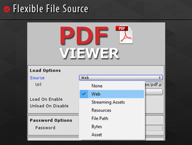 PDF Renderer - Asset Store