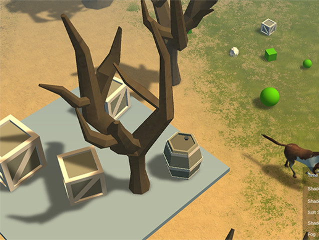 Mobile Shadows - Asset Store