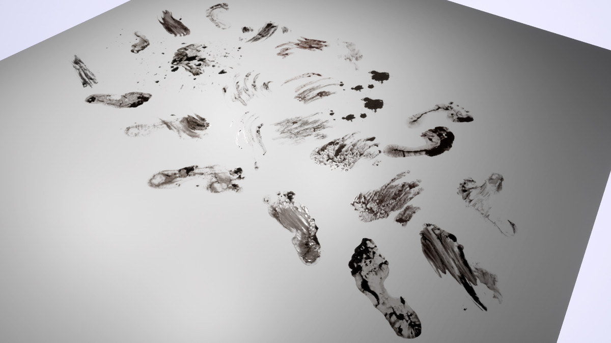 Photorealistic Decal Collection [600+ Textures]