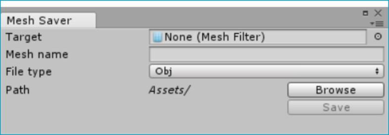 Mesh To File - Obj, Fbx ASCII - Asset Store