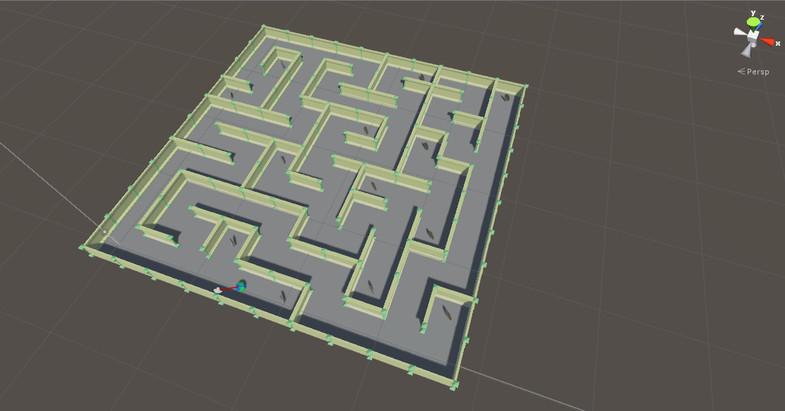Maze Generator - Asset Store