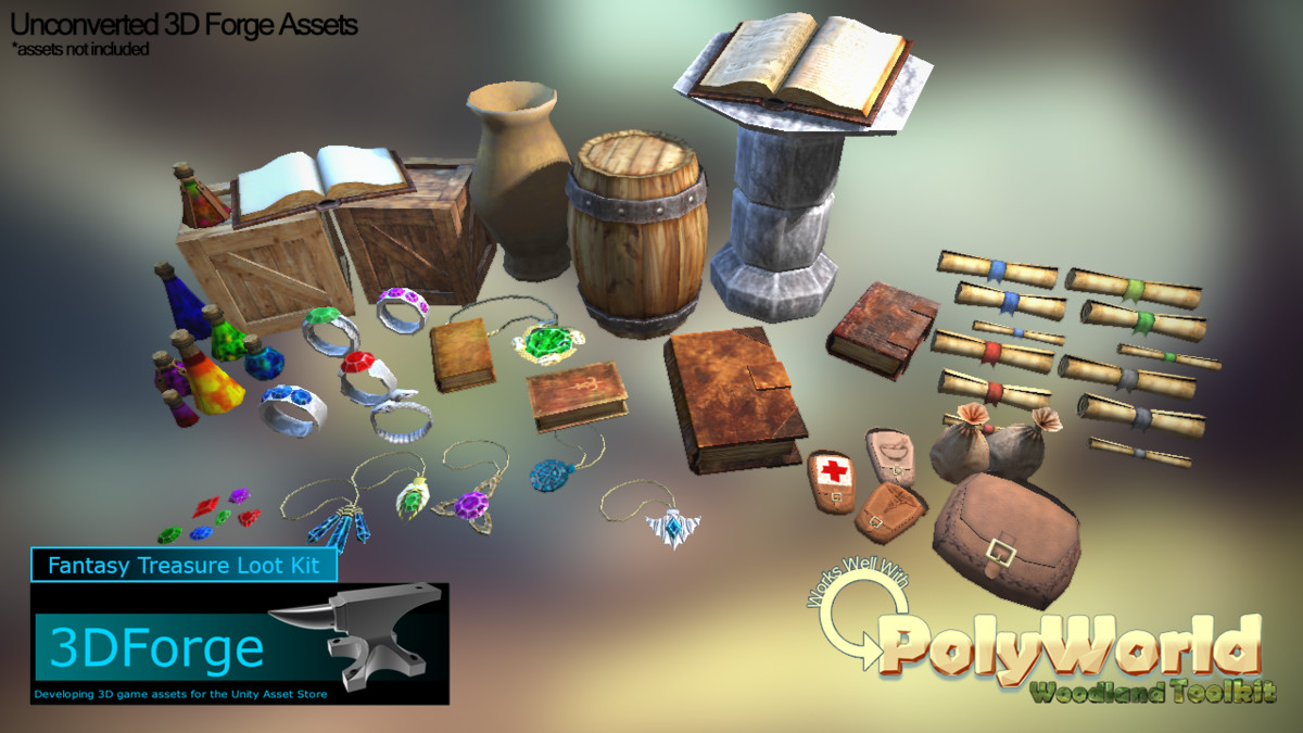 Best Low Poly Assets - Asset Store