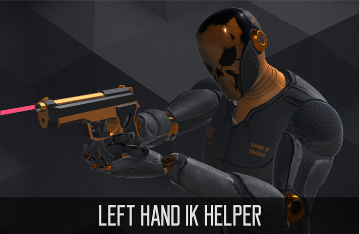 Third Person Controller - Shooter Template - Asset Store