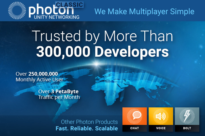 Photon Unity Networking Classic - FREE - Asset Store