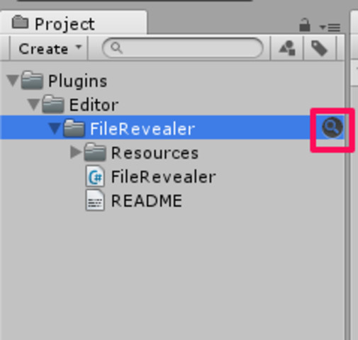 Finder/Explorer Revealer - Asset Store